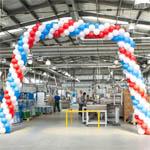 Угличский завод полимеров открыл новую линию
